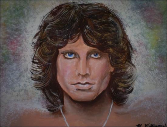 Jim Morrison par MichelleNicole